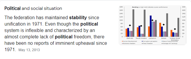 Political Stability